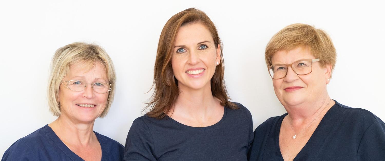 Dr. Sibylle Berndt, Christiane Kirchner, Dr. Ingeborg Doberenz HNO Hals-Nasen-Ohren Phoniatrie Dresden