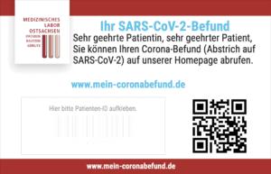 Informationen unserer Praxis zum Coronavirus 5